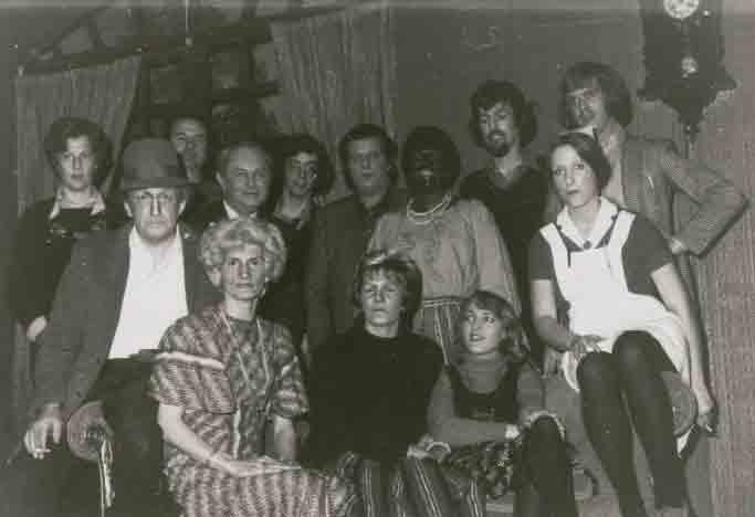 1974 – De Rode Spin