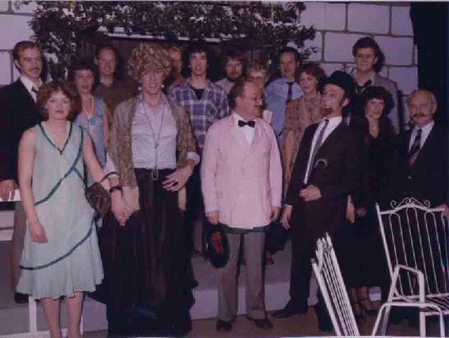 1980 – De Tante van Charlie
