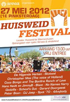 2012 – Huisweid Festival
