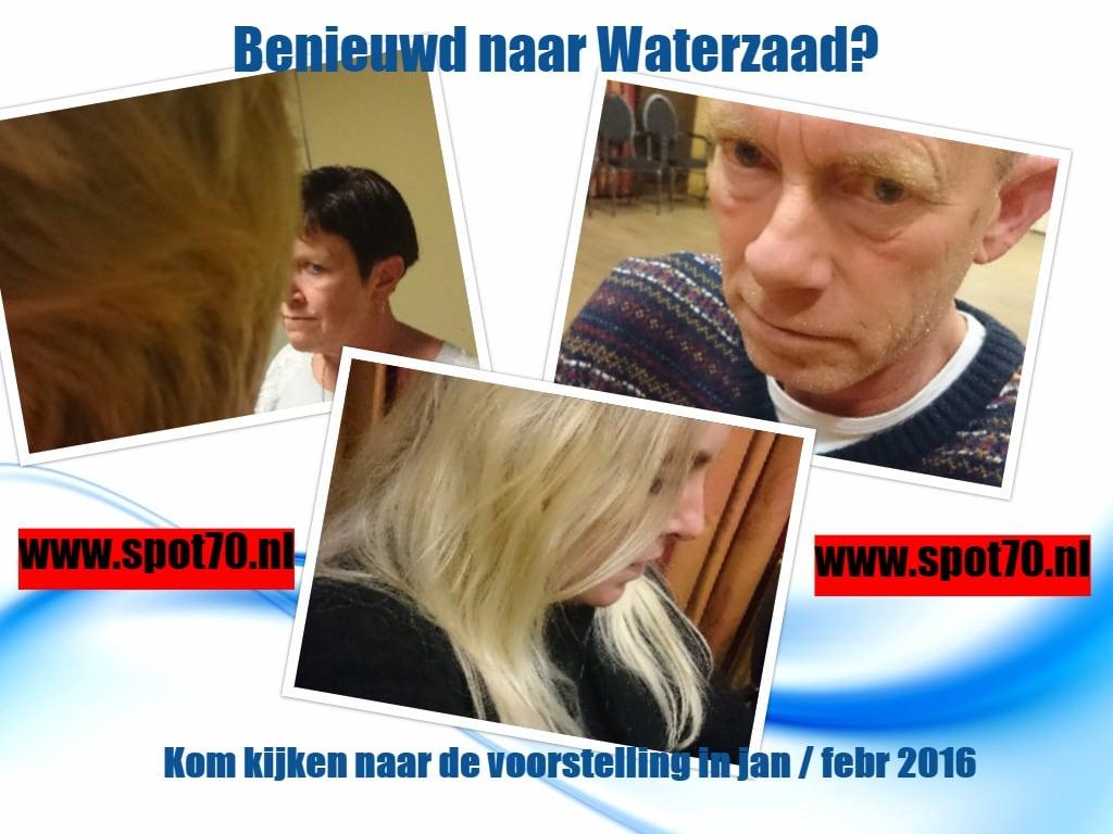 Benieuwd naar Waterzaad?!?