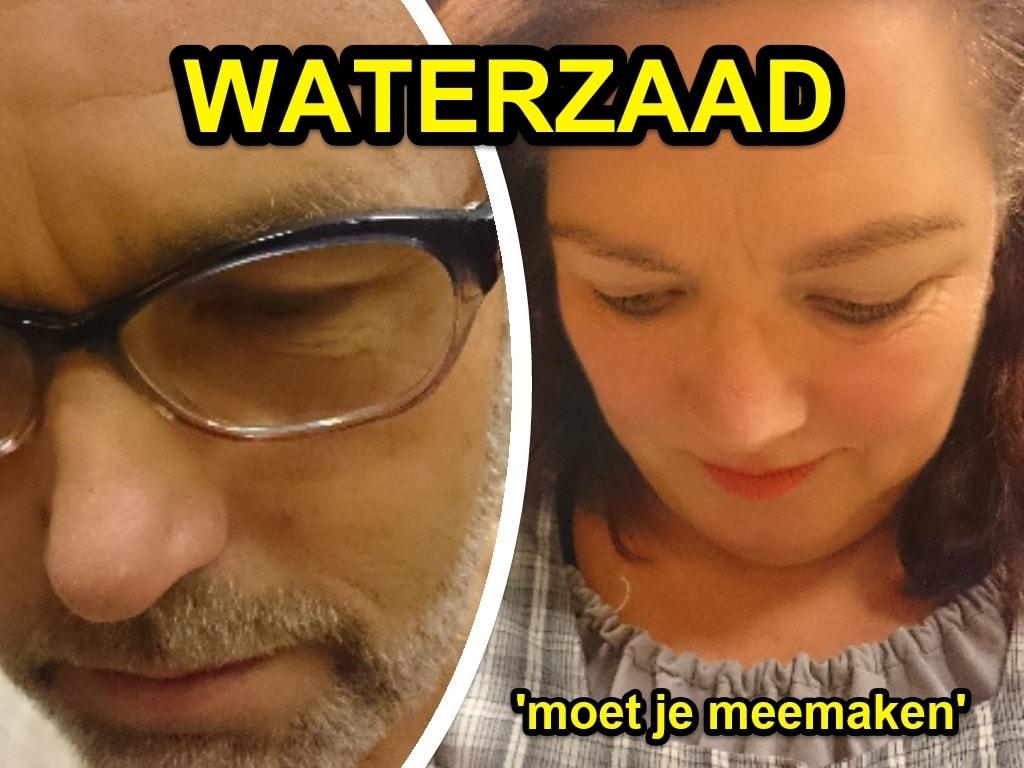 WATERZAAD: 'moet je meemaken'