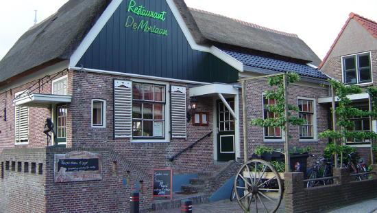 SPOTgoedkoop dineren bij De Moriaan!
